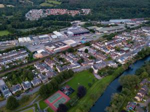 River Glade Gwaelod-y-garth Cardiff 1